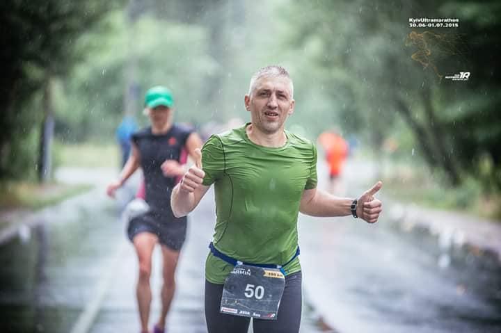 Біг в дощ: чому негода не може стати на заваді тренуванню?