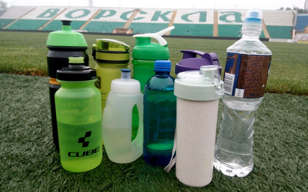 Як вибрати пляшку для бігу і що пити бігунам в літній сезон