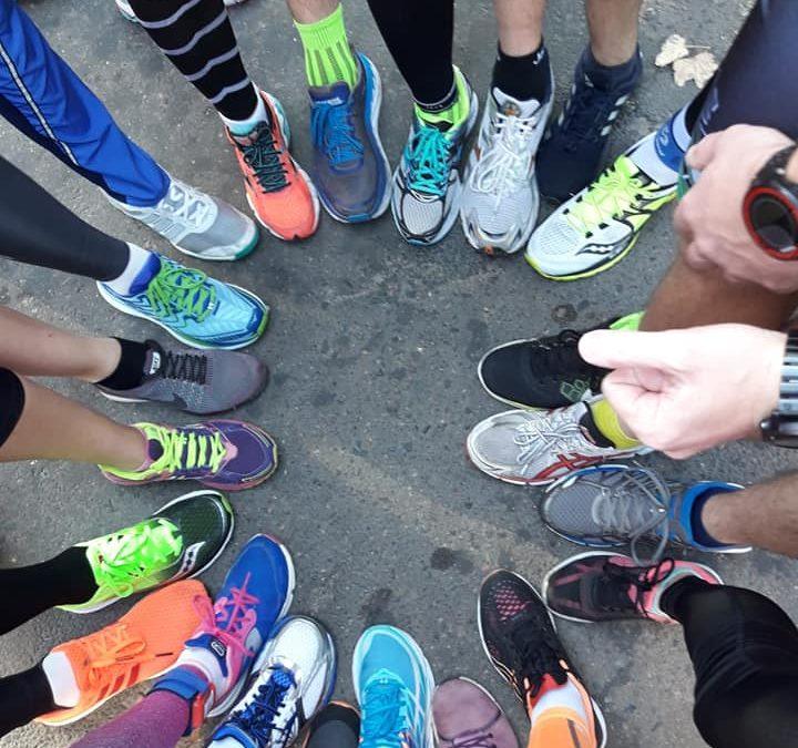 Обираємо зимові кросівки для бігу