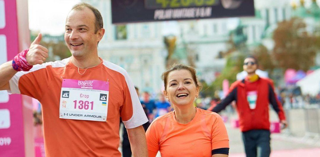 5 українських знаменитостей, які бігають