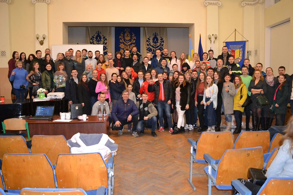 4-річчя Running club Poltava